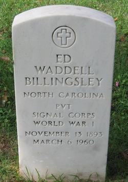 Ed Waddell Billingsley
