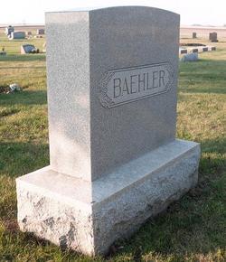 Infant Daughter Baehler