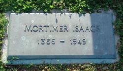 Mortimer Ralph Isaacs