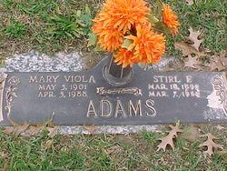 Mary Viola <I>Ketchum</I> Adams