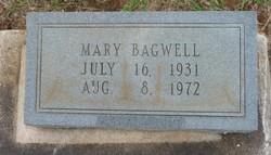 Mary Odell <I>Dupree</I> Bagwell