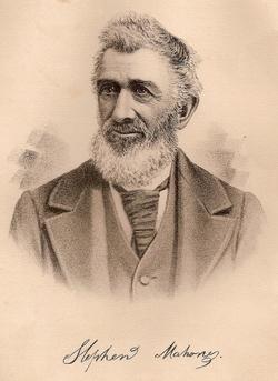 Stephen Mahoney