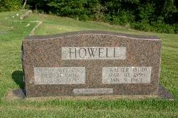 Orpha <I>Wellons</I> Howell
