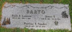 Ruth Ellen <I>Lamson</I> Barto