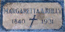 Margaretta Aloyius <I>McLain</I> Reilly