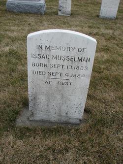 Isaac Musselman