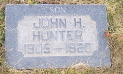 John Hayden Hunter