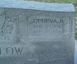 Geneva <I>Bryant</I> Winslow
