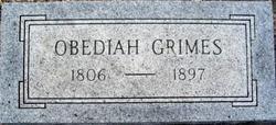 Obediah Grimes