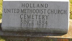 Holland United Methodist Church Cemetery