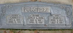 Stacy Lovina <I>King</I> Pulsipher