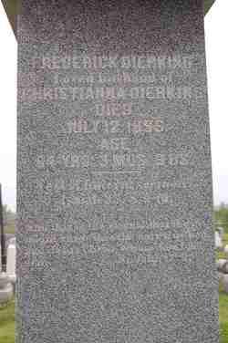 Frederick Dierking