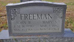 John B. Freeman