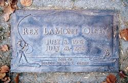 Rex LaMont Olsen