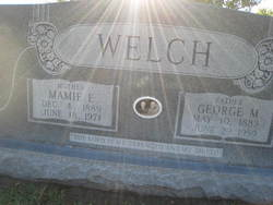 George Mancel Welch