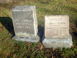"Laura F. ""Dolly"" <I>Sproul</I> Bedford"