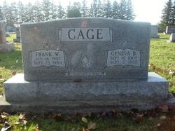 Geneva B. Cage