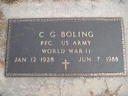 C G Boling