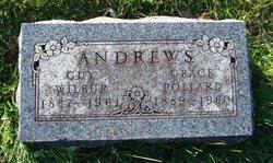 Grace Harriett <I>Pollard</I> Andrews