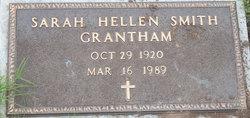 Sarah Hellen <I>Smith</I> Grantham