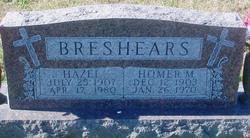 Mary Hazel <I>Warren</I> Breshears