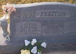James Glenn Preston