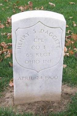 Corp Henry S Daggett