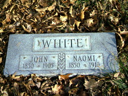 Naomi A. <I>Floyd</I> White