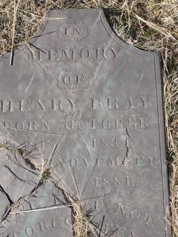 Henry Bray
