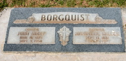 John Adolph Borgquist