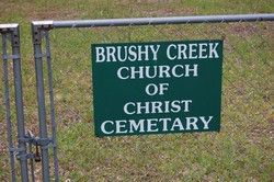 Brushy Creek Church of Christ Cemetery