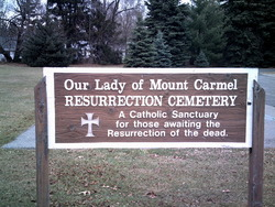 Our Lady of Mount Carmel Resurrection Cemetery