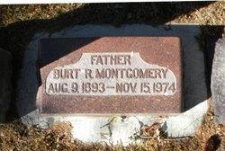 Burt R Montgomery