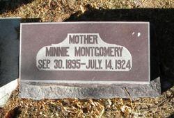 Minnie Elnora Montgomery