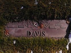 Louise Frances <I>Thome</I> Davis