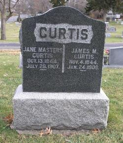 Jane <I>Masters</I> Curtis