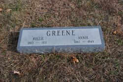 Rollie Greene