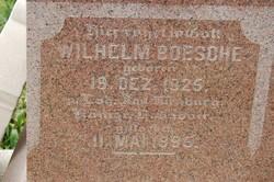 Wilhelm Boesche