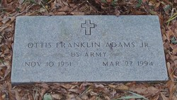 Otis Franklin Adams, II