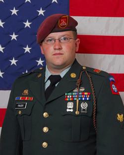 Sgt Daniel Alexander Frazier