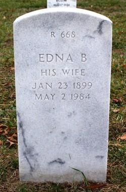 Edna B. <I>Knobel</I> Frykblom
