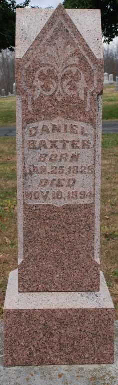 Daniel Baxter