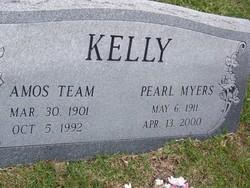 Pearl <I>Myers</I> Kelly