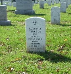 LTC Austin J. Yerks, Jr
