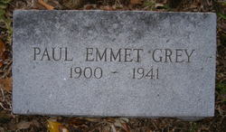 Paul Emmet Grey