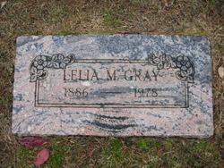 Lelia M Gray