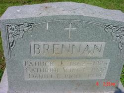 Catherine V Brennan