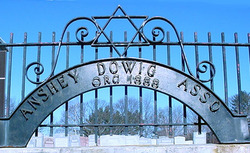 Anshe Dowig Cemetery