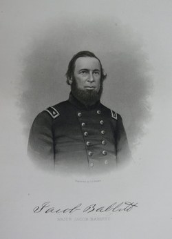 Maj Jacob Babbitt
