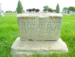 Albert Theodore Christiansen, Jr